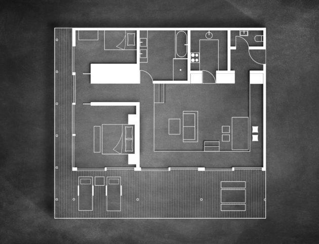 pergola-residence penthouse west